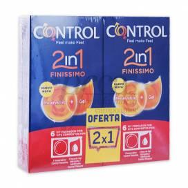 CONTROL 2IN1 FINISSIMO 6+6 U PROMO