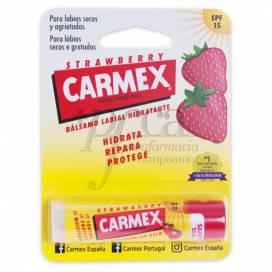 CARMEX STRAWBERRY BÁLSAMO LÁBIOS
