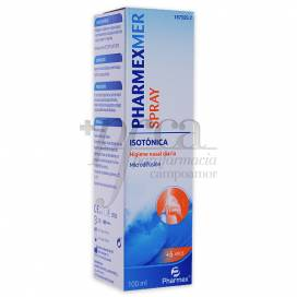 PHARMEXMER SPRAY ADULTO ISOTONICO 100ML