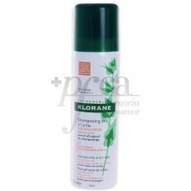 KLORANE DRY SHAMPOO FOR BRUNETTE HAIR 150 ML