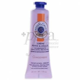 ROGER & GALLET HAND AND NAIL CREAM GINGEMBRE 30 ML