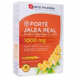 FORTE GELÉE ROYALE 1000MG 20 AMPULLEN FORTE PHARMA