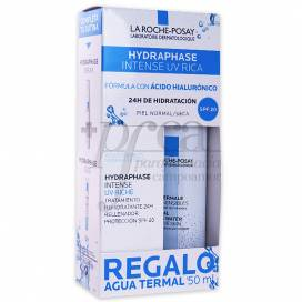 HIDRAPHASE INTENSE UV RICHE + THERMAL WATER PROMO