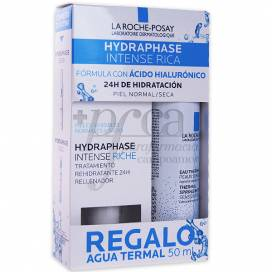 HYDRAPHASE INTENSE RICHE 50ML + THERMAL WASSER 50 ML PROMO