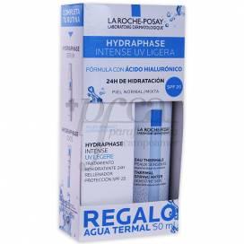 HYDRAPHASE INTENSE UV LEGERE 50 ML + ÁGUA TERMAL 50 ML PROMO
