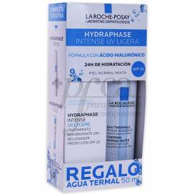 HYDRAPHASE INTENSE UV LEGERE + THERMAL WATER PROMO