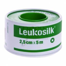 LEUKOSILK SEDA 5MX2,50 CM