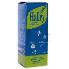 HALLEY INSEKTENSCHUTZMITTEL SPRAY 100 ML