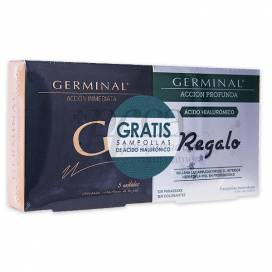 GERMINAL IMMEDIATE ACTION + DEEP ACTION HYALURONIC ACID PROMO