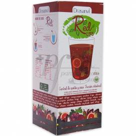 RED LIFE APPETITE AND WEIGHT CONTROL 500 ML DRASANVI