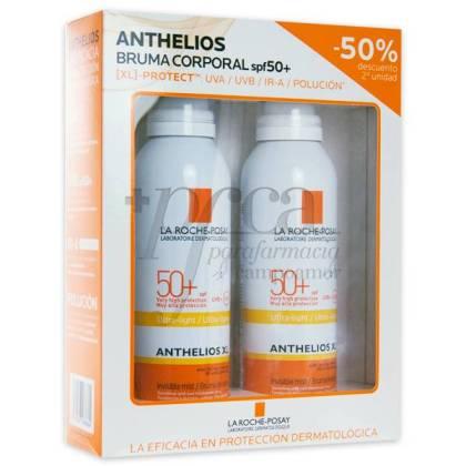 ANTHELIOS BODY SPRAY SPF50+ 2X200ML PROMO