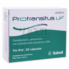 PROTRANSITUS LP SALVAT 30 CÁPSULAS