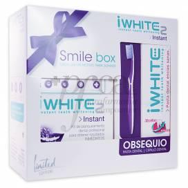 IWHITE INSTANT SMILE BOX PROMO