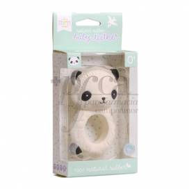 TEETHER AND RATTLE MINI LITTLE LOVELY