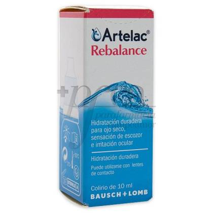 ARTELAC REBALANCE MULTIDOSE 10 ML
