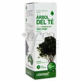 DDERMA ACEITE ARBOL DEL TE 100% PURO SPRAY 30 ML