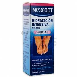 NEXFOOT CREMA HIDRATACION INTENSIVA 60 ML