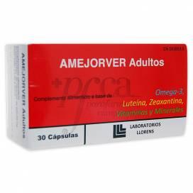 AMEJORVER ADULTS 30 CAPSULES