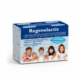 REGENELACTIS 20 SOBRES