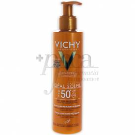 IDEAL SOLEIL SPF50 LECHE ANTIARENA 200ML