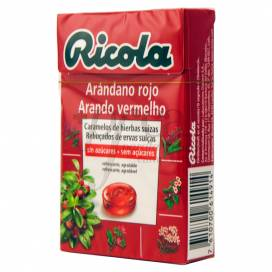 RICOLA CRANBERRY SWEETS 50G