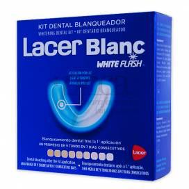 LACERBLANC WHITE FLASH KIT DENTAL BRANQUEADOR