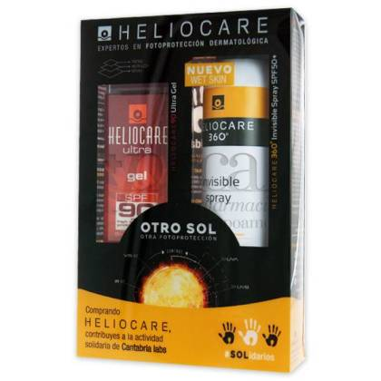 HELIOCARE ULTRA GEL SPF90 50ML + GIFT PROMO