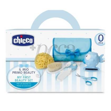 CHICCO BLUE HYGIENE SET