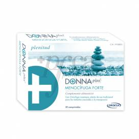DONNA PLUS MENOCIFUGA FORTE 30 TABLETTEN
