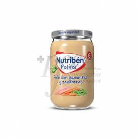 NUTRIBEN HUHN ERBSE UND KAROTTE 235 G