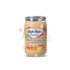 NUTRIBEN VITELA BATATA CENOURAS 235 G
