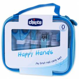 CHICCO HAPPY HANDS BLUE PROMO