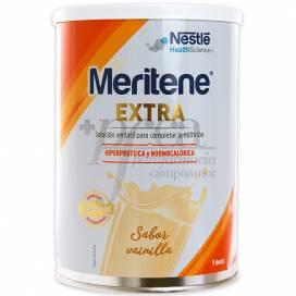 MERITENE EXTRA BAUNILHA LATA 450G