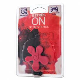 BETRES ON RED BERRIES CAR AIR FRESHENER 8G