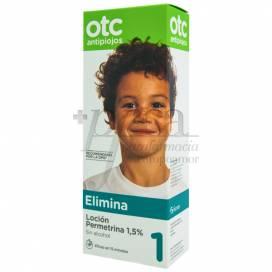OTC PERMETHRIN 1.5% LOTION 125ML