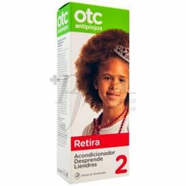 OTC ANTI-PIOLHOS CONDICIONADOR DESPRENDE LÊNDEAS 125 ML