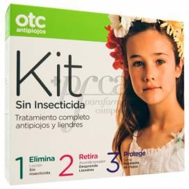 OTC KIT 1 2 3 SEM INSETICIDA ANTI-PIOLHOS