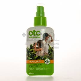 OTC ANTIMOSQUITOS FAMILIAR SPRAY REPELENTE 100ML