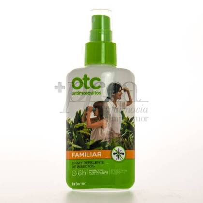 OTC ANTIMOSQUITOS FAMILIAR SPRAY 100 ML
