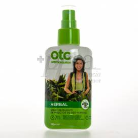 OTC ANTIMOSQUITOS HERBAL SPRAY REPELENTE 100ML