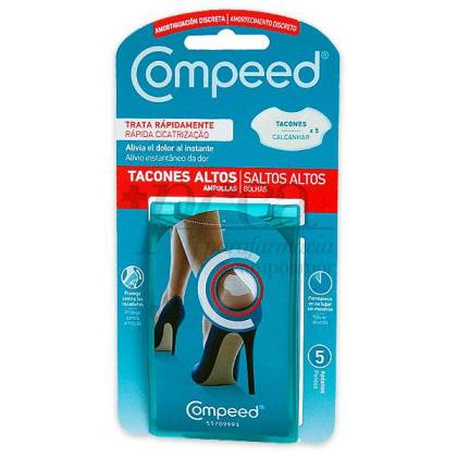 Compeed for blisters india