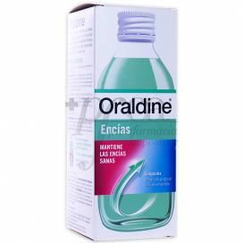 ORALDINE GENGIVAS 400 ML