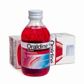 ORALDINE ANTISEPTIKUM 200 ML.