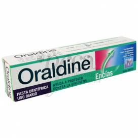 ORALDINE PASTE 125 ML