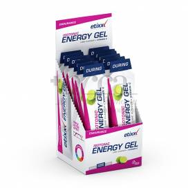 ETIXX ENERGY GEL LIMA 12 X 40 G