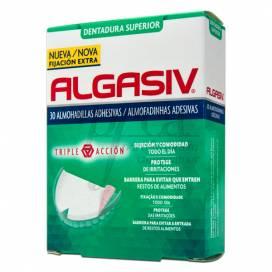 ALGASIV 30 ALMOFADINHAS ADESIVAS + PRESENTE PROMO