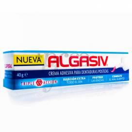 ALGASIV CREMA ADHESIVA 40G