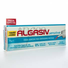 ALGASIV SENSITIVE CREMA ADHESIVA 70G