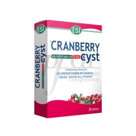 CRANBERRY CYST 30 TABLETTEN ESI