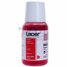 LACER MOUTHWASH WITHOUT ALCOHOL 100 ML